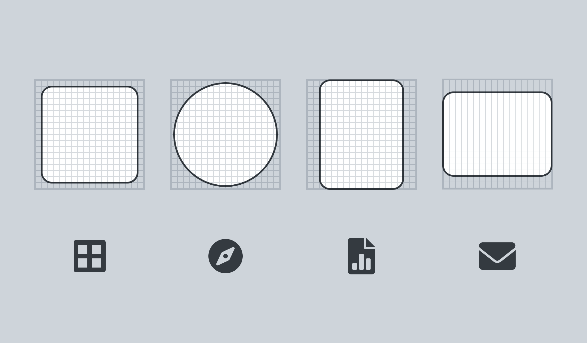 Icon Design Guidelines Font Awesome